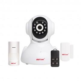 Alarme de surveillance par Caméra intérieure